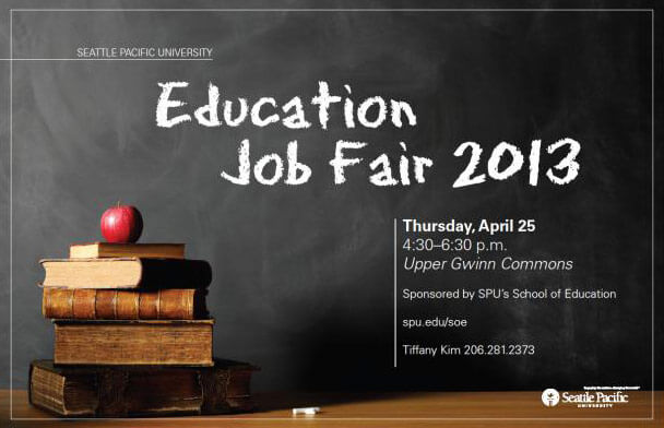 Education Job Fair 2013