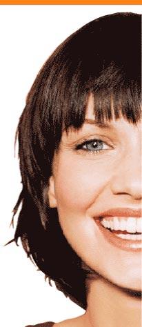 Smiling femaleface