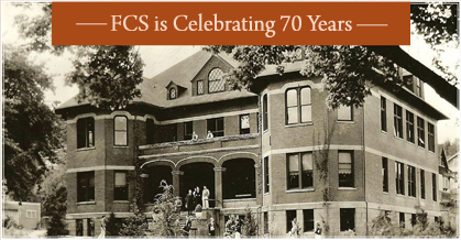 Celebrating 70 Years, Peterson Hall
