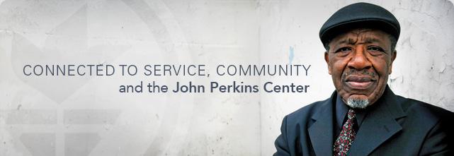 Perkins Center banner