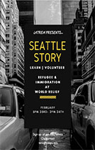 poster for Seattle Story: Friday the 23rd and Saturday the 24th