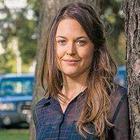 Sarah Welton