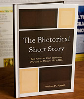 Professor William Purcell's new book, The Rhetorical Short Story.