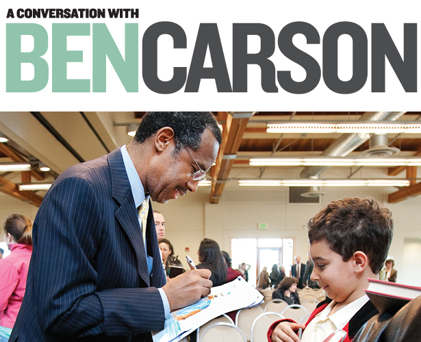 A Conversation with Ben Carson