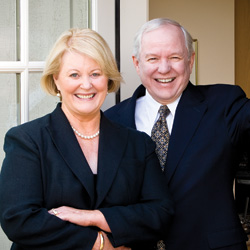 Phil and Sharon Eaton