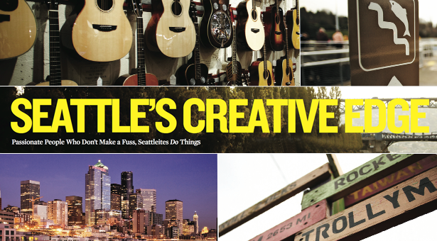 Seattle's Creative Edge
