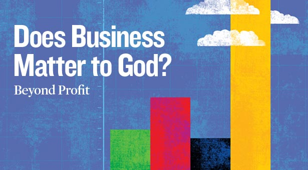 Does Business Matter to God