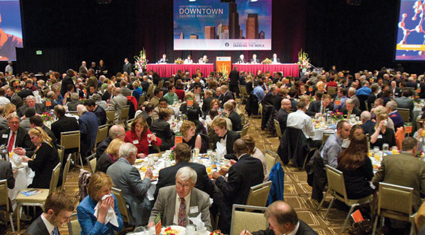 Downtown Business Breakfast