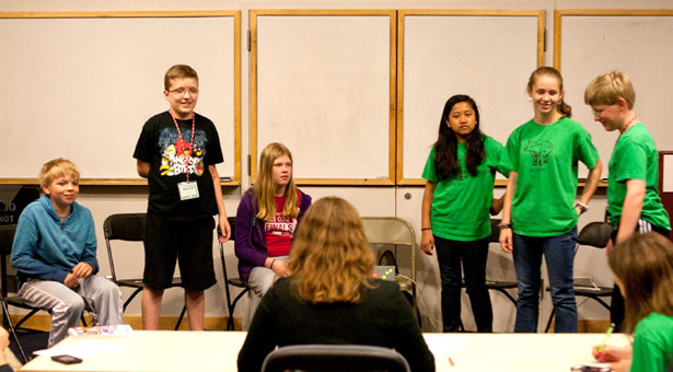 2012 Free Methodist Bible Quiz National Finals at Seattle Pacific University