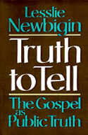 Book - Truth to Tell