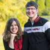 Kayla Sanders Clyde '11 and Peter Clyde '13