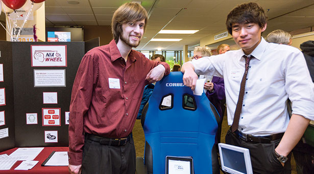 Engineering Team Wins Social Venture Plan Competition