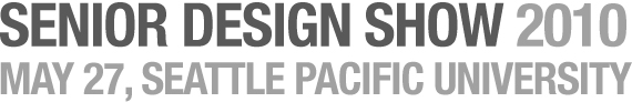 Senior Design Show - Seattle Pacific University