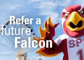Refer a future Falcon