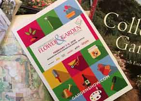 Flower and Garden Show Pamphlet