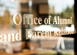 Office of Alumni and Parent Relations