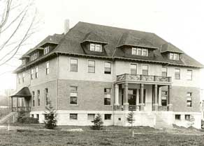 Tiffany Hall