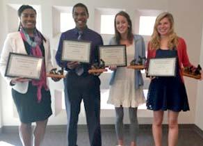 Barnabas Award winners