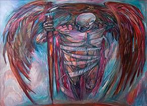 Laub Novak Art piece