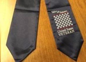 Graduation Stole for Veterans