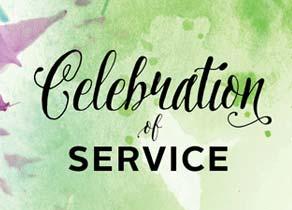 Celebration of Service