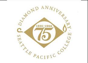 Logo saying 75 diamond anniversary