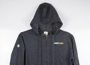 camp case hoodie