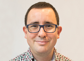 Professor Carlos Arias portrait
