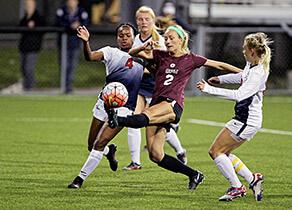 Women's soccer 2016