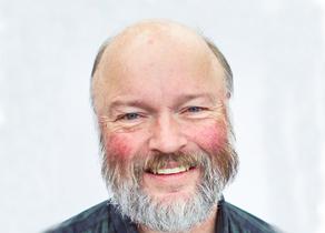Don Macdonald Portrait