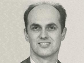 Carl Roseveare Portrait