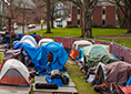 Tent City 3 at SPU