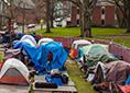 Tent City 3 at SPU