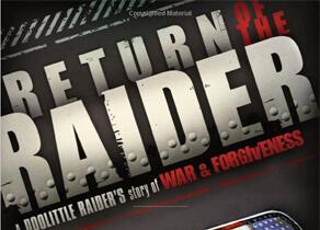 return of the raider bookcover
