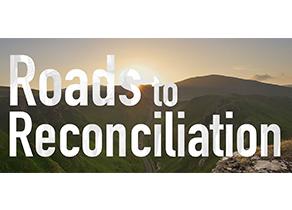 Roads to Reconciliation event logo