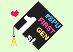 First Gen Sticker