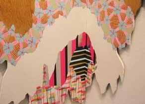Art Center exhibit Fall 2015: Color Forms