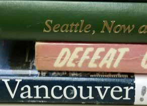 Seattle Sounders twitter image from SPU Library
