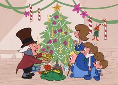 Mr Magoos' Christmas Carol