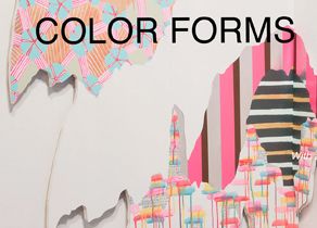 Color Forms exhibit at the SPAC