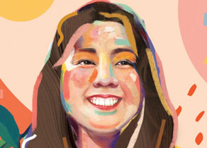 illustration of lisa ishihara