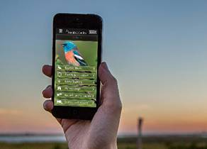 Outdoor education app