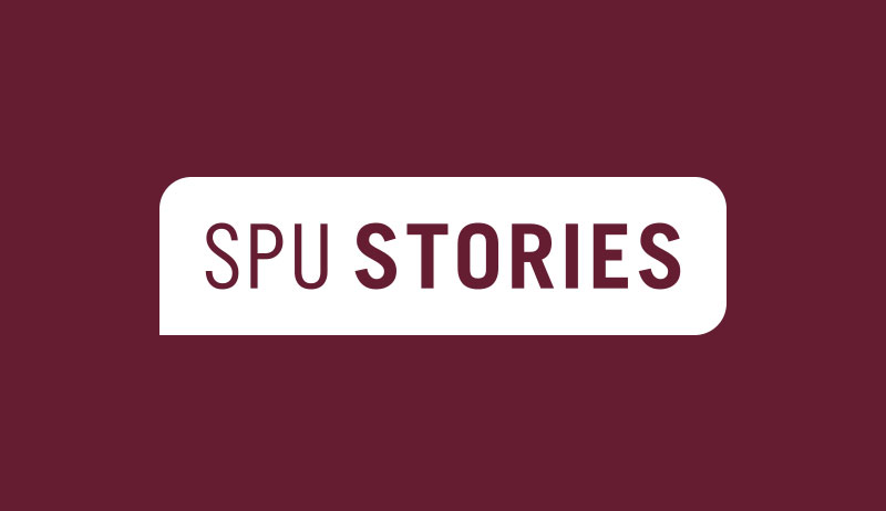 SPU voices logo
