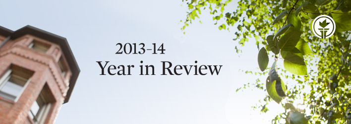 2013-14 Year in Review