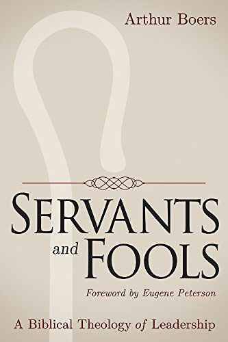 servants and fools by arthur boers