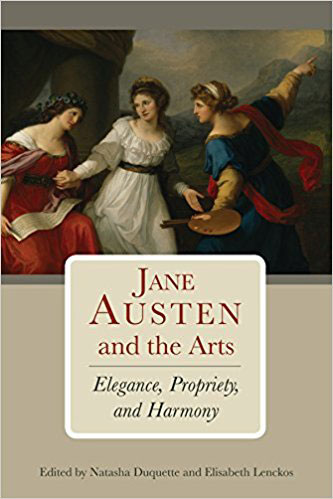 jane austen and the arts by jessica brown