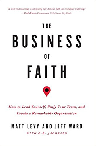 the business of faith, cowritten as d.r. jacobsen