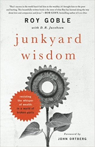junkyard wisdom, cowritten as d.r. jacobsen
