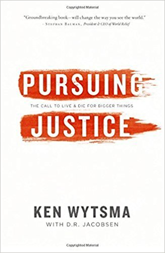 pursuing justice, cowritten as d.r. jacobsen