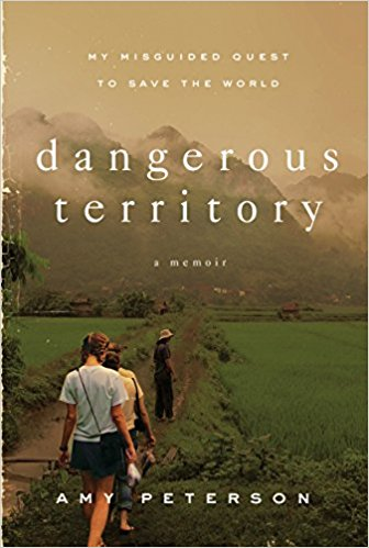 dangerous territory by amy peterson